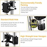 S SMAUTOP Leather Hole Puncher Manual Press Puncher Punch Tools DIY Leather Cutting Imprinting Machine