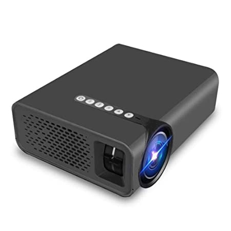 YOUXIU Proyector de Video de Cine en casa Casual 1080P ...