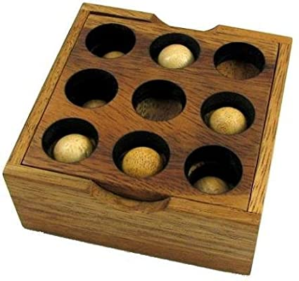 Amazoncom Winshare Puzzles And Games Golf Brain Teaser Wooden