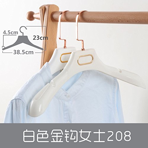 Kexinfan Hanger Clothing Store Plastic Hanger Thicker Hand P
