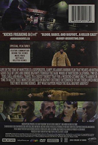 Amazon Com Love In The Time Of Monsters Doug Jones Michael Mcshane Kane Hodder Shawn Weatherly Matt Jackson Movies Tv