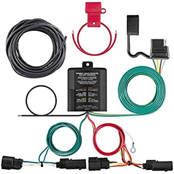 Excellent Amazon Com Ford Genuine Dt4Z 15A416 A Trailer Hitch Wiring Harness Wiring Database Indigelartorg