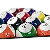 2# 16 Pcs Gaint Snookball Snook Ball Snooker Street Soccer Ball Game Huge Billiards Pool Football Sport Toy Poolball