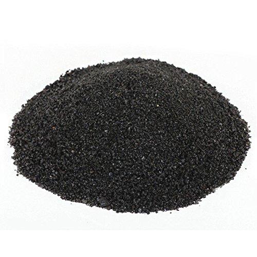 Classica cristal noir Aquarium Gravier de sable 10kg crevettes Aquarium Substrat bardeaux