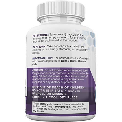 Keto Burn Xtreme - BHB Ketones - Suppress Appetite - Boost Weight Loss - Burn Fat As Fuel - 700mg Keto Blend - 30 Day Supply by Keto Burn Xtreme (Image #1)