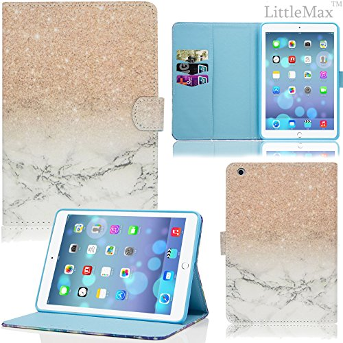 iPad Mini Case - LittleMax Smart Auto Wake/Sleep Stand Case