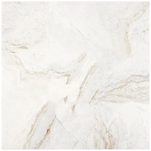 Daltile Flooring Polished Marble - Dal-Tile M10312121L Marble Tile Daphne White Polished x 11 1/2