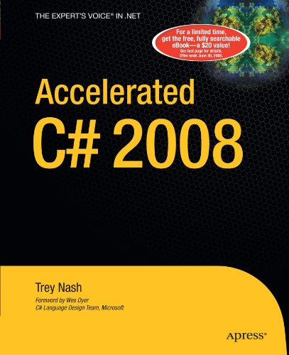 Accelerated C# 2008 (Expert's Voice in .NET) -