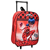 Miraculous Ladybug Kids Luggage Trolley Backack
