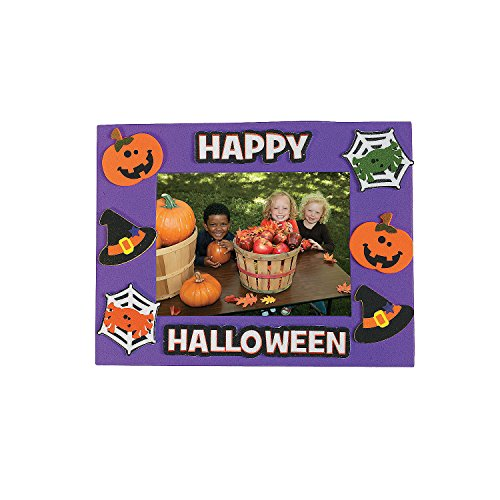 Halloween Friends Picture Frame Craft Kit
