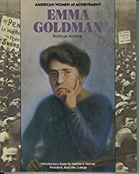 Emma Goldman: Political Activist (Women of Achievement)