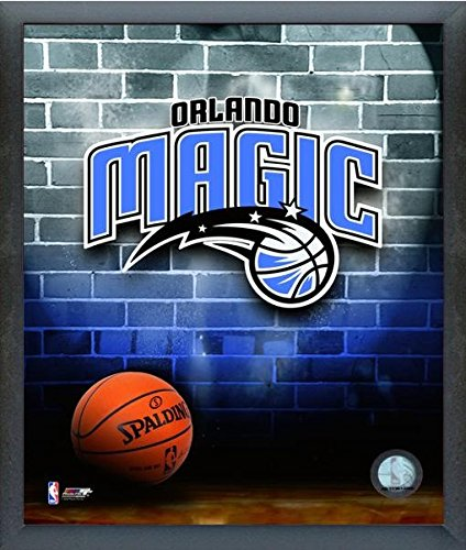 Orlando Magic NBA Team Logo Photo (Size: 12