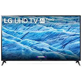 LG 70UM7370PUA Alexa Built-in 70″ 4K Ultra HD Smart LED TV (2019)