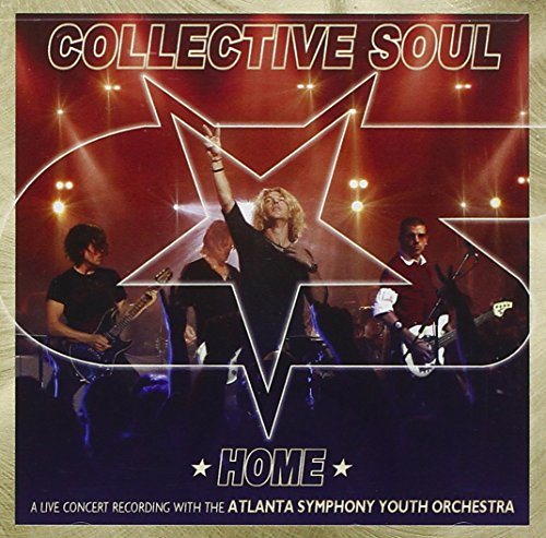 CD : Collective Soul - Home (2 Disc)