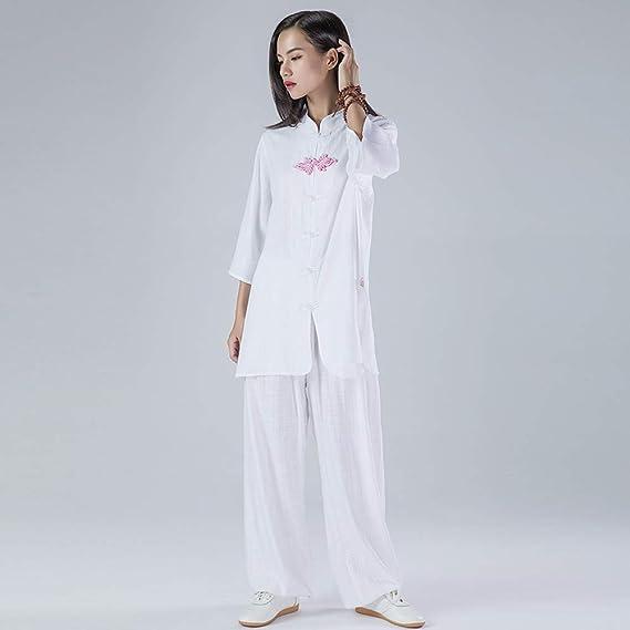 Tai Fu Femmes D'arts Chi De Pour Ksua Tenue Kung Martiaux Uniforme rCdxoeB