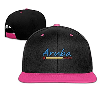 Eveler Aruba Airlines Logo AShadow Fashion Peaked Baseball Caps/Hats Hip Hop Cap Hat Adjustable Snapback Hats Caps for Unisex
