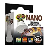 Zoo Med CE40N Labs Nano Ceramic Heat Emitter, 40W