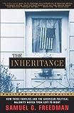 The Inheritance, Samuel G. Freedman, 0684835363