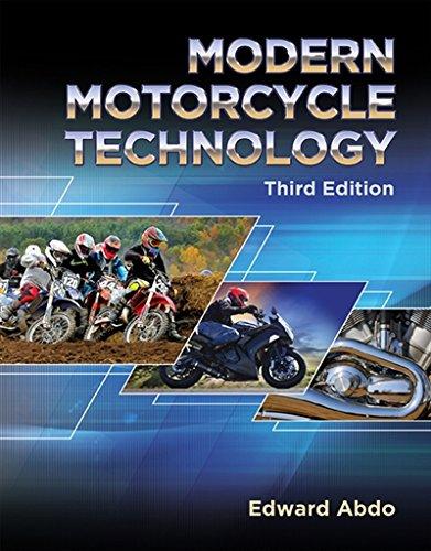Modern Motorcycle Technology (Modern Motor)