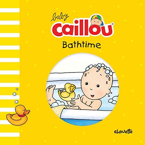 Baby Caillou: Bathtime