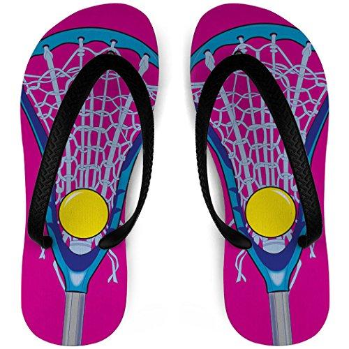 Lacrosse Flip Flops Lacrossekøller Rosa / Blå