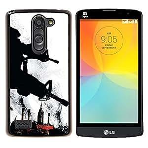 """For LG L Prime D337 / L Bello D337 , S-type Naturaleza Hermosa Forrest Verde 133"""" - Arte & diseño plástico duro Fundas Cover Cubre Hard Case Cover"""
