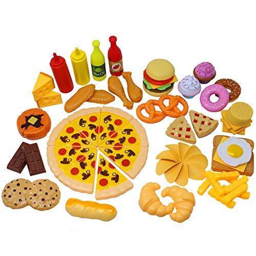 Buy play food set