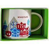 Starbucks Whistler Coffee Tea Mug You Are Here Collection