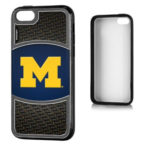 Michigan Wolverines iPhone 5C Bumper Case Prime NCAA