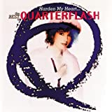 Harden My Heart: The Best Of Quarterflash Album Cover