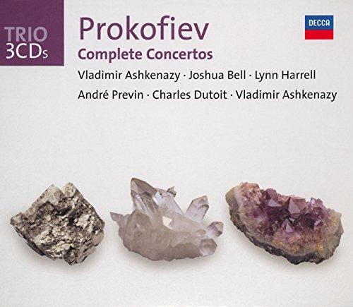 Prokofiev: The Piano Concertos...