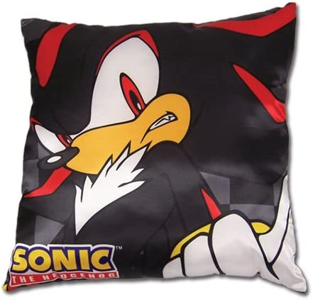 Sonic Shadow Pillow