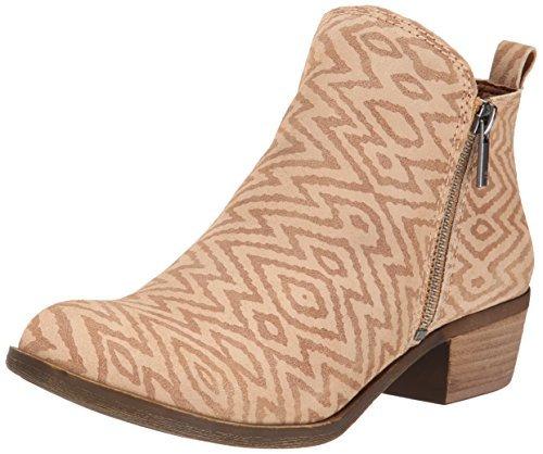 886742404319 - Lucky Brand  Women's Basel Boot, Wheat 05, 6 M US carousel main 0