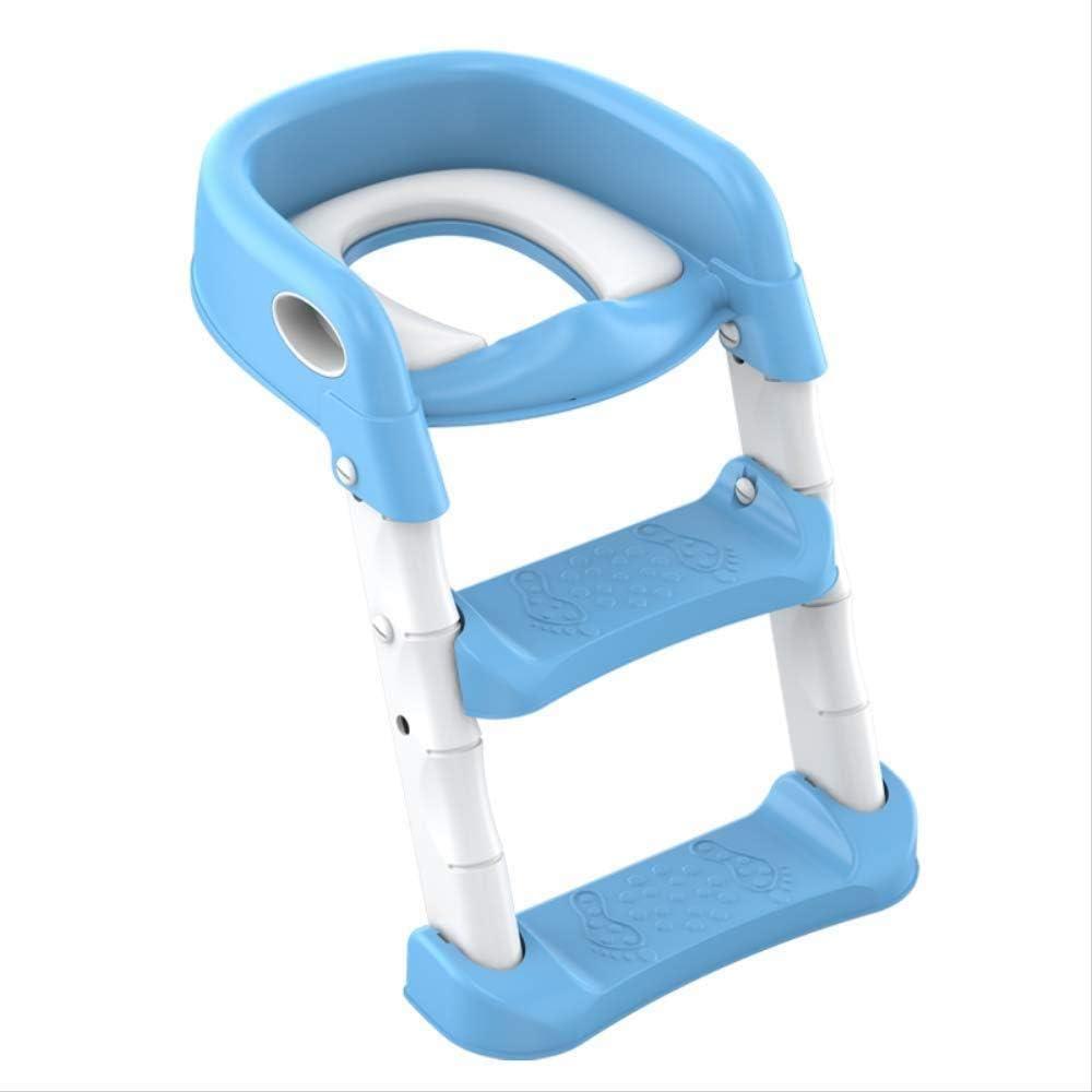 Escaleras de baño de bebé Asiento de asiento de baño de bebé Almohadilla para niños Estante de taburete de baño: Amazon.es: Bebé