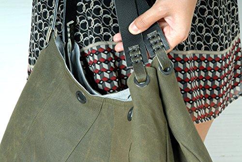 Inner Zippered Pocket - 6