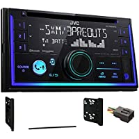 2001-2005 Ford Explorer JVC Car Stereo CD Receiver w/Bluetooth/USB/iPhone/Sirius