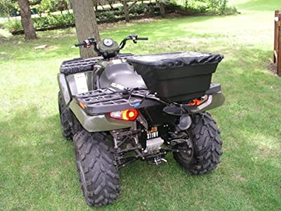 Field Tuff AS-12V 12-Volt ATV Broadcast Spreader