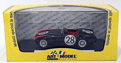 Art Model 1/43 Scale Diecast ART171 - Ferrari 225S GP Portogallo 1953 M.Valentim