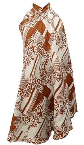 Vintage Saree Skirt Pure Silk Floral Print Wrap Around Dress Magic Hippie Vintage Wrap Around Skirt