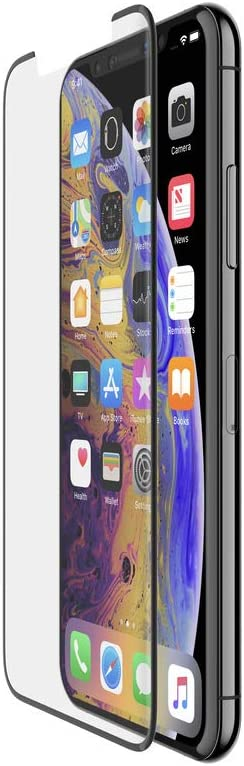 Belkin ScreenForce TemperedCurve Screen Protection for iPhone Xs/X – iPhone Xs Screen Protector