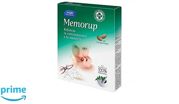 Memorup 30 Comprimidos: Amazon.es: Salud y cuidado personal