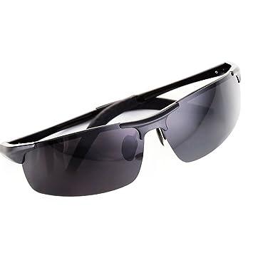 Beschoi - Gafas de Sol Deportivas UV400, Lentes Polarizadas para Conducir y Deportes: Amazon.es: Deportes y aire libre