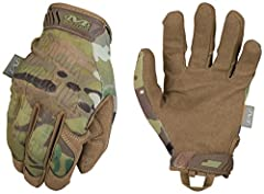The Original glove revolutionized the hand protection industry with its versatile design and has faithfully served its users ever since. Durable synthetic leather extends the life of the glove and form-fitting TrekDry material with MultiCam c...