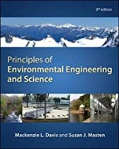 Principles of Environmental Engineering & Science