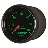 Auto Meter 3805 GS 2-1/16'' 0-60 PSI Mechanical Boost Gauge