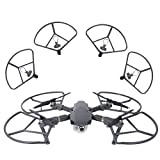 WOOCON 4Pcs Set Quick Release Propeller Guards Bumper Protectors For DJI Mavic Pro Drone (No Obstacle Avoidance Interference)