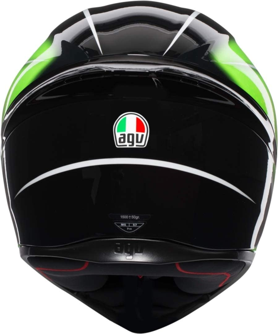 agv K1 Qualify