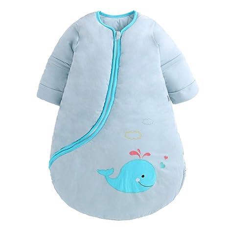Niño Saco de dormir para 3-5 Años, Saco de dormir para Bebés 3