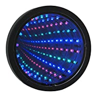 Playlearn SIM6 Infinity Mirror Tunnel Lamp LED Lighting Sensory Party Décor