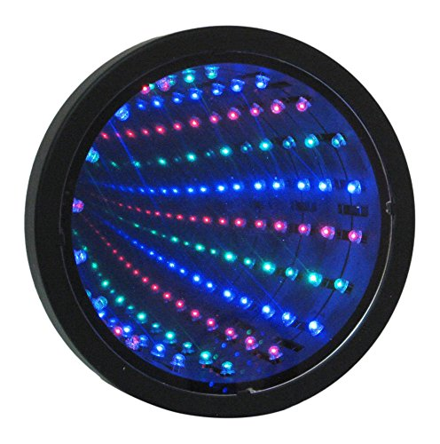 Infinity Mirror Tunnel Lamp Led Lighting Sensory Party